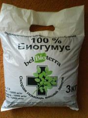 продажа органического удобрения биогумус
